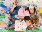 Арт-терапевтические занятия c психологом  для детей 4-12 лет